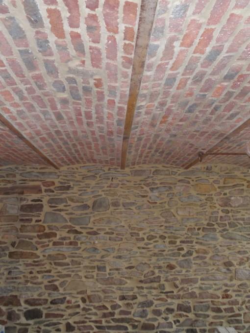 mur voutes intérieures