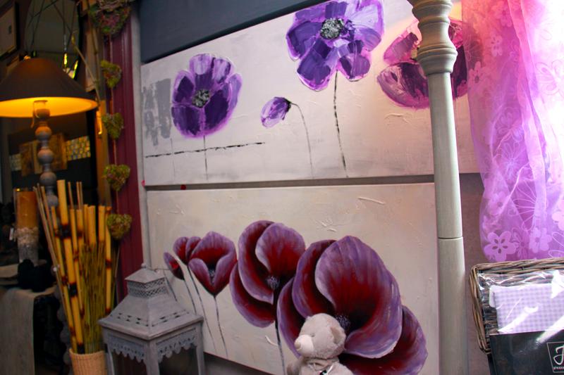 Nombreux articles de d coration pour styliser votre int rieur le coucou fleuri fleuriste han for Article decoration interieur